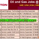 Latest Job Vacancies in Halliburton 2021  Any Graduate/ Any Degree / Diploma / ITI    Abu Dhabi,UAE,Dubai,Saudi Arabia,Oman,Kuwait   Accommodation   Food   Good Salary   Medical   Insurance
