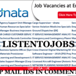 Latest Job Vacancies in EMIRATES Dnata 2021| Any Graduate/ Any Degree / Diploma / ITI |Btech | MBA | +2 | Post Graduates  |UAE,USA,UK