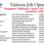 Latest Job Vacancies in Technip 2017 | Any Graduate/ Any Degree / Diploma / ITI  | Abu Dhabi,UAE,Qatar,Malaysia | Apply Online | March 2017