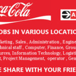 Latest Job Vacancies in Coca-Cola Company 2020 | Any Graduate/ Any Degree / Diploma / ITI | Across World | Good Salary | Food | Accommodation | Insurance