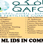 Latest Job Vacancies in Qatar Fertilizer Company (QAFCO) 2020 |  Any Graduate/ Any Degree / Diploma / ITI |Btech | MBA | +2 | Post Graduates | Qatar