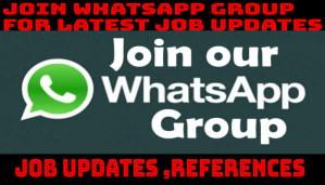JOIN WHATSAPP GROUP FOR LATEST UPDATES !!