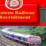 Western Railway Recruitment 2018 | Apprentices | Diploma/ BE/ B.Tech | 34 Posts |Across India |  June 2018
