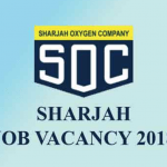 Latest Job Vacancies in Sharjah Oxygen Company 2020| Any Graduate/ Any Degree / Diploma / ITI |Btech | MBA | +2 | Post Graduates  | UAE