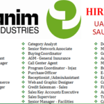 Latest Job Vacancies in Alghanim Industries 2020 | Any Graduate/ Any Degree / Diploma / ITI |Btech | MBA | +2 | Post Graduates | Kuwait,UAE | GOOD SALARY | ACCOMMODATION | MEDICAL | INSURANCE