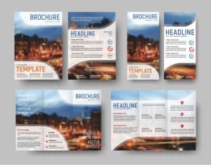 Lister Copy Team | Flyer Faltblatt Broschüre