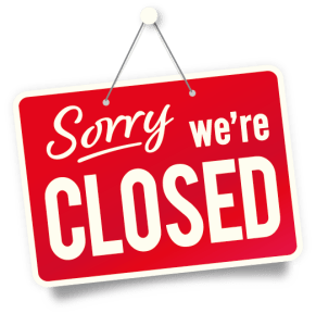 Lister Copy Team | SorryWe'reClosed