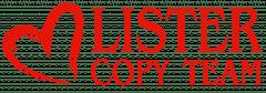 Logo vom Lister Copy Team, Copyshop in Hannover List