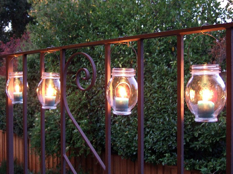31 Brilliant DIY Garden Lighting Ideas – ListInspired Com