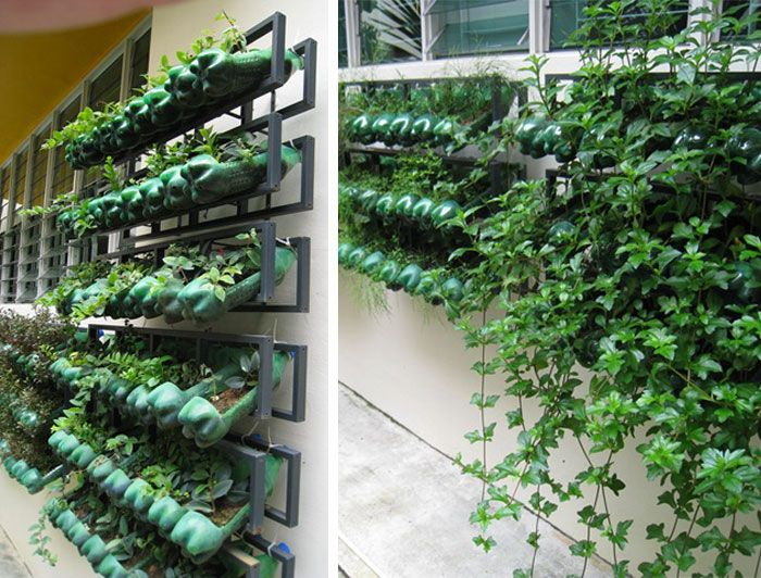 15 Creative DIY Vertical Garden Ideas – ListInspired Com