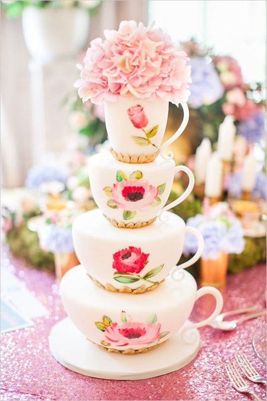 50 Creative Wedding Cake Designs You Rarely See Listinspiredcom