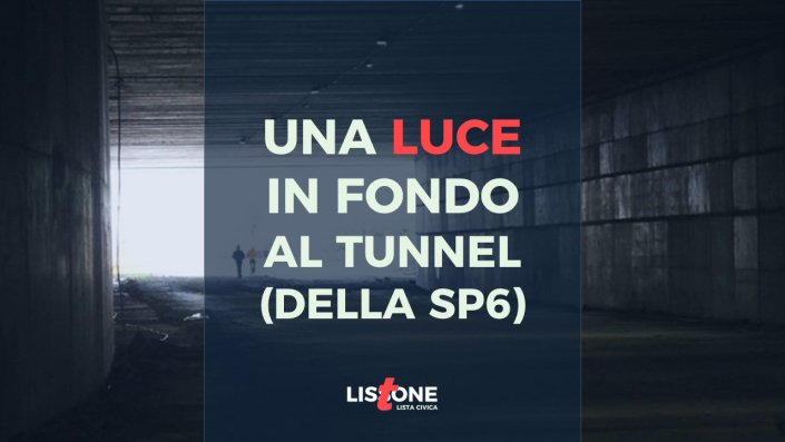 Tunnel SP6