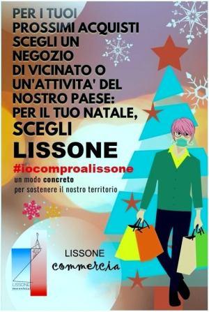 Per Natale, scegli Lissone