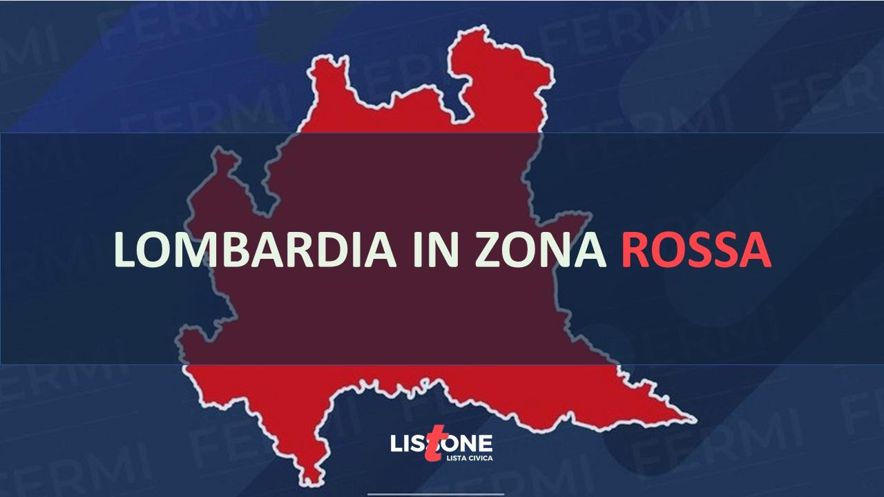 Lombardia in zona rossa - Il Listone