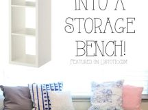 20+ Easy & Creative Furniture Hacks (With Pictures)