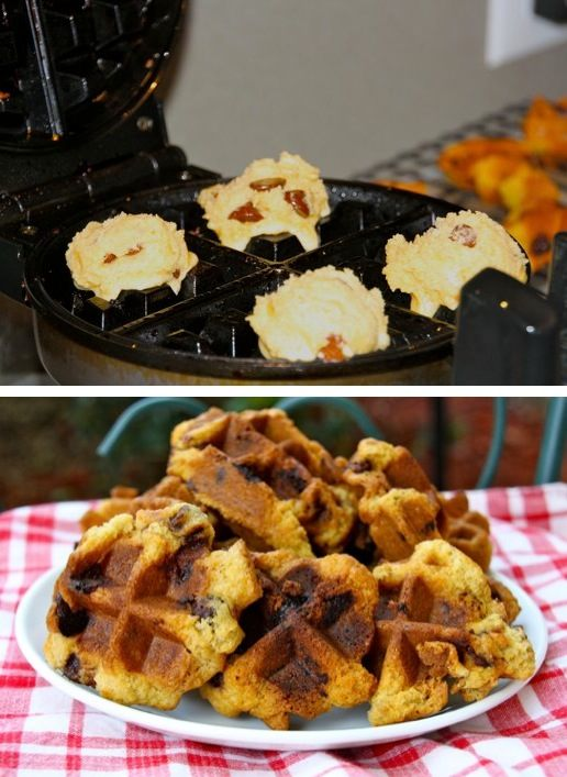 23 Things You Can Cook In A Waffle Iron | Waffle Iron Cookies