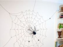 16 Easy But Awesome Homemade Halloween Decorations (With ...