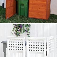 Cheap Kitchen Trash Can Transformations 17 Easy And Curb Appeal Ideas Anyone Do (on A ...