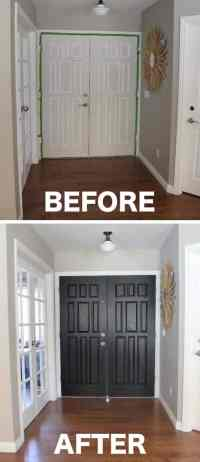 27+ Easy DIY Remodeling Ideas On A Budget (before and ...