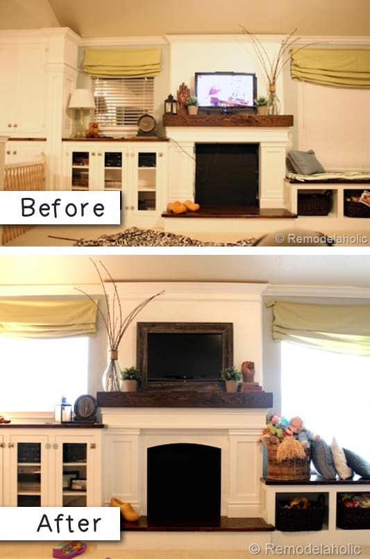 27+ Easy DIY Remodeling Ideas On A Budget before and after photos