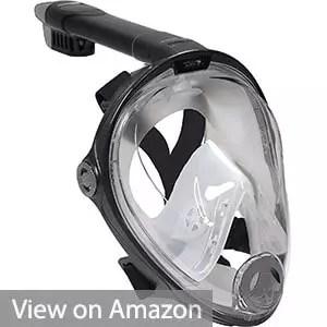 Deep Blue Gear Vista Vue Snorkeling Mask