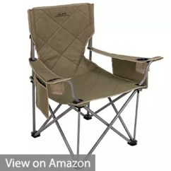 Folding Chairs Outdoor Use Affordable Office Johannesburg Best For Camping Sports Reviews 2019 Buyer S Guide Alps Mountaineering King Kong Portable Chair
