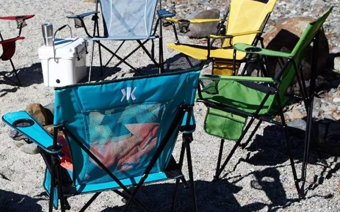 how to choose portable folding Chairs