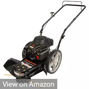22-Inch Remington Trimmer Lawn Mower