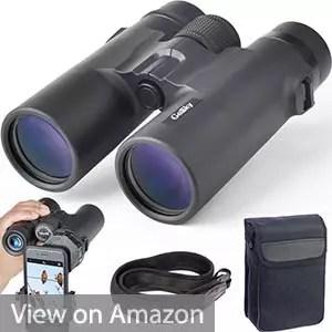 Gosky Compact HD Professional Binoculars