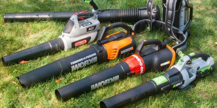 All You Need to Know About Leaf Blowers