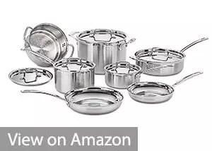 Cuisinart MCP-12N Cookware Set