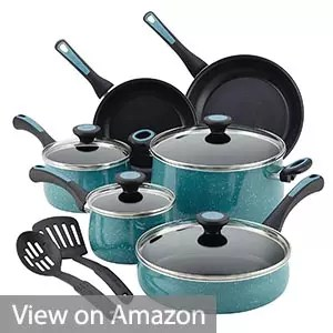 Paula Deen Riverbend Cookware Set