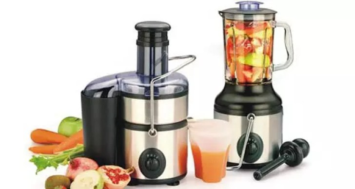 Juicers and Blenders