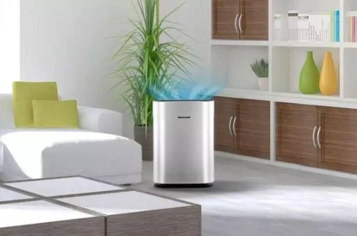 Will an air purifier improve my health?