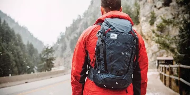 Packable Backpack for travel