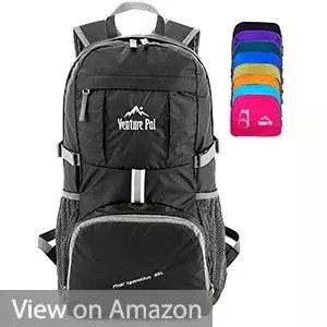 Venture Pal Lightweight Packable Hiking Backpack