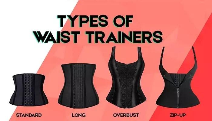 Type of Waist Trainer