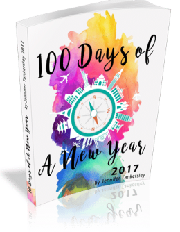 100 Days of a New Year 2017 eBook | 100DaysofaNewYear.com