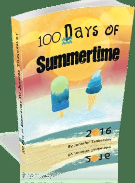 100 Days of Summertime 2016 eBook | 100DaysofSummertime.com