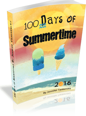 100 Days of Summertime 2016 eBook | 100DaysofSummertime.com