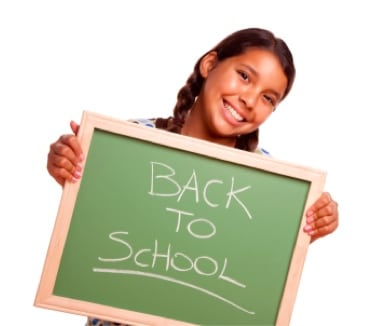 Lists for Preparing for Back to School | ListPlanIt.com