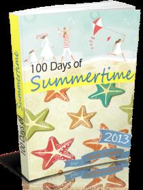 100 Days of Summertime 2013 eBook