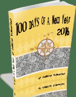 100 Days of a New Year 2016 eBook | 100DaysofaNewYear.com