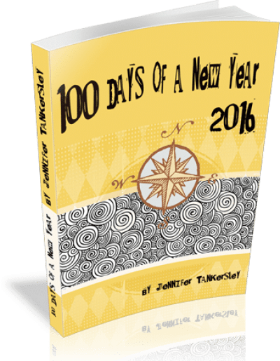 100 Days of a New Year 2016 eBook