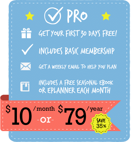Pro Membership level | ListPlanIt.com