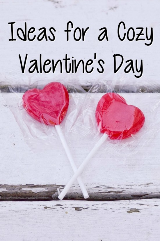 Ideas for a Cozy Valentine's Day