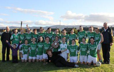 Listry Ladies U16 Team 2012