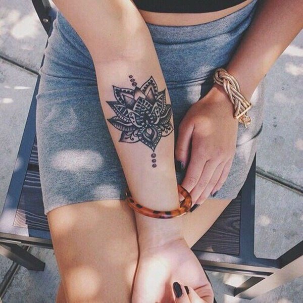 Meaningful Forearm Tattoos For Girls