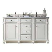 """James Martin Bristol Collection 60"""" Double Vanity, Cottage ..."""