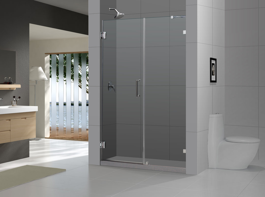 Dreamline 72 X 29 Radiance Frameless Shower Door Hardware